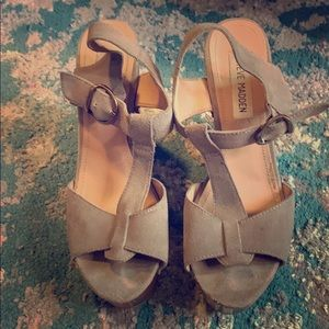 Shoes - Steve Madden platforms